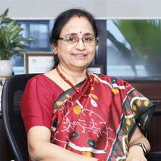 Padmaja Chunduru,MD & CEO