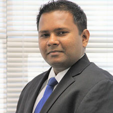 Dumidu Ranaweera,Global Director APAC, Middle East, Africa, Oceania & Canada