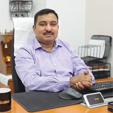 Jaideep Kashikar,CEO