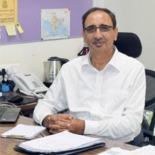 Sushil Batra,CFO