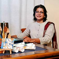 Sandhya K Sirsi,Founder & Chief Executive Officer