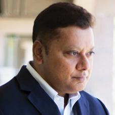 Venky Sridharan ,Founder & MD