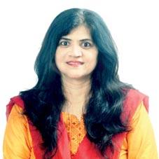 Sangeeta Goswami,Director