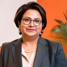 Rajashree Nambiar,CEO & Managing Director