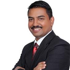 Sudeep Fernandes,Co-Founder