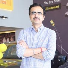 Ashutosh Pandey,MD & CEO