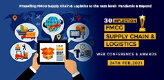 INFLECTION FMCG Supply chain and logistics Web Conference & Awards