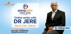 EnnovateIndia Online Dialogue Series with Dr Jere