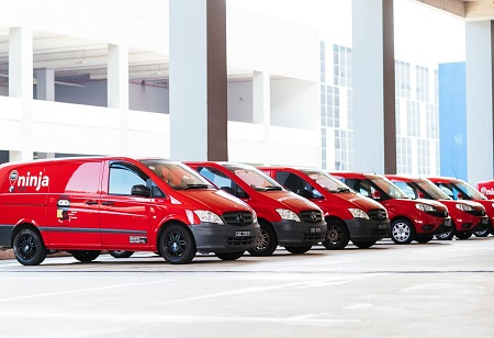 Singapore-based logistics startup Ninja Van raises $578M Series E