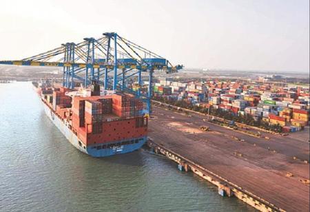 Adani Port to Secure 58.1% Stake of Gangavaram Port