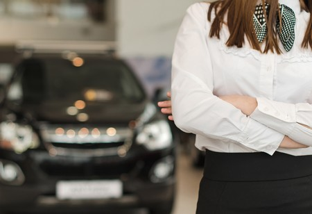A Rare Sighting - Women in Automotive Industry