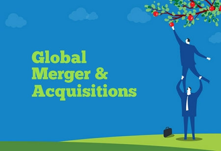 Global M&A Soars by 88 Percent to $2.4 Trillion in H2 2020; History's Strongest H2