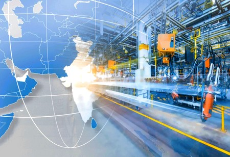 India - A Manufacturing Magnet for Global Businesses & Investors