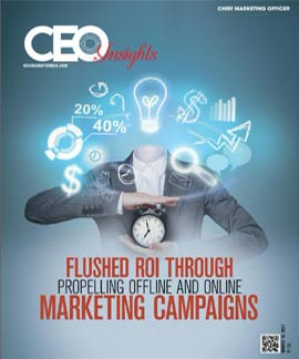 Flushed ROI Through Propelling Offline And Online Marketing Campaigns