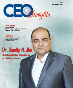 Dr. Sandip N. Jha: Redefining Higher Education as per Industry Trends