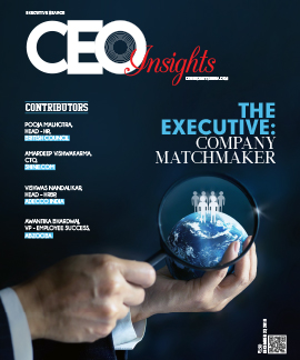 The Executive: Company Match Maker