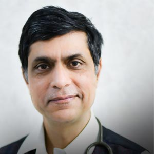 Dr. (Major) Rajesh Bhardwaj, Director