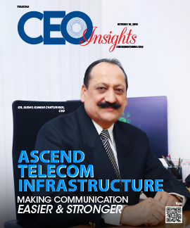 Ascend Telecom Infrastructure: Making Communication Easier & Stronger