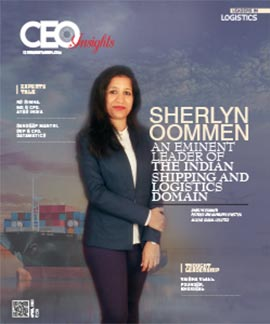 Sherlyn Oommen: An Eminent Leader Of The Indian Shipping And Logistics Domain