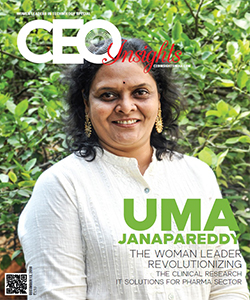 UMA Janapareddy The Woman Leader Revolutionizing: The Clinical Research IT Solutions for Pharma Sector