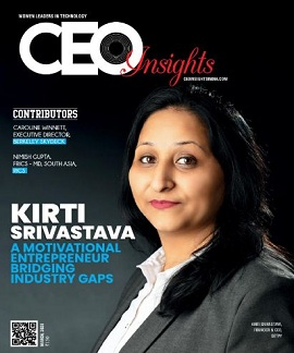 Kirti Srivastava: A Motivational Entrepreneur Bridging Industry Gaps