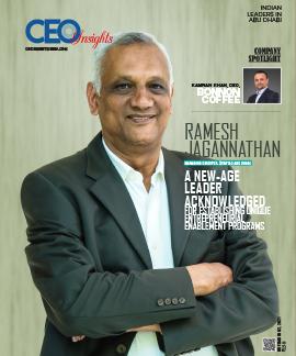 Ramesh Jagannathan: A New-Age Leaders Acknowledged For Establishing Unique Entrepreneurial Enablement Programs