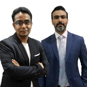 Indranil Roychowdhury, Co-Founder & CEO, Amit Vithal, Co-Founder & CMO