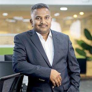 Suresh Kumar Reddy K, Chairman & Managing Director