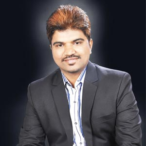 Dr.Chethan B.K., Founder & CEO, Rohini Scientific