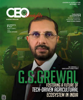 G.S.Grewal: Fostering a Future of Tech-Driven Agricultural Ecosystem in India