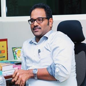 Dr. K Sai Manoj, Founder