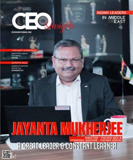 Jayanta Mukherjee: a Great Leader & Constant Learner