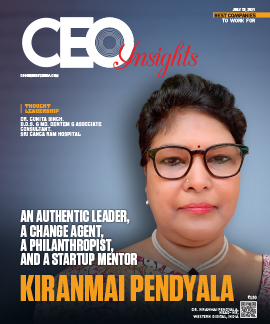 Kiranmai Pendyala: An Authentic Leader, A Change Agent, A Philanthropist, And A Startup Mentor
