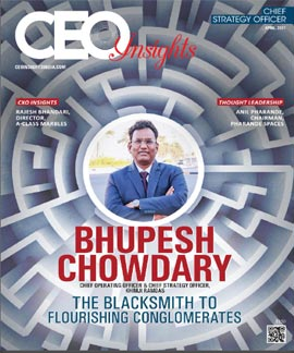Bhupesh Chowdary: The Blacksmith To Flourishing Conglomerates