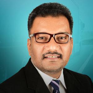 Nandakumar Damodaran,   CEO