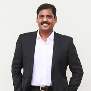 Krishnan Vaidyanathan, Founder & CEO