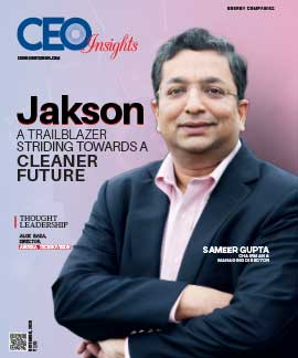 Jakson: A Trailblazer Striding Towards A Cleaner Future