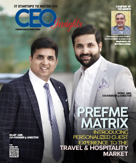 Prefme Matrix: Introducing Personalized Guest Experience to the Travel & Hospitality Market