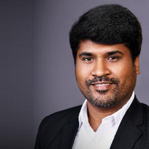Mahesh Krishnaswamy , Founder & Promoter