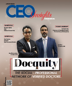 Docquity: The Social -Professional Network of Verified Doctors