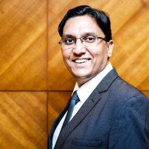 Ashish Agarwal, Founder & CEO