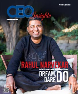 Rahul Narvekar Indian Network And India Angel Fund Dream, Dare, Do
