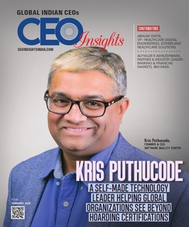 Kris Puthucode: A Self - Made Technology Leader Helping Global Organizations See Beyond Hoarding Certifications