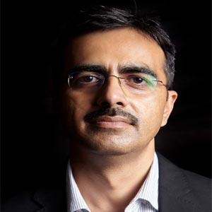Ashutosh Pandey, CEO & Managing Director