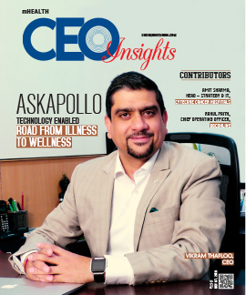 AskApollo: Technology Enabled Road from Illness to Wellness