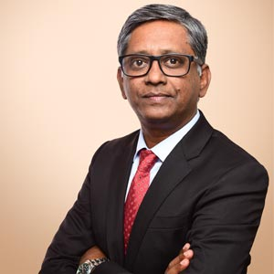 Dr. Shivprakash Rathnam, Managing Director