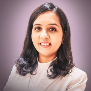Siddhi Shah, Chief Accounting Officer and Strategy Head