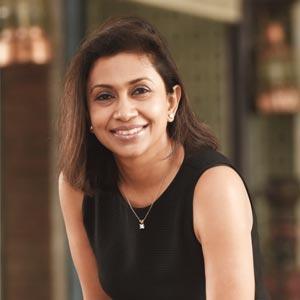 Anuranjita Kumar, Founder & CEO, Wit India