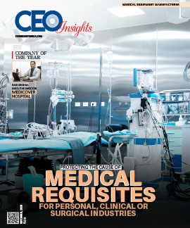Protecting The Cause Of Medical Requisites For Personal, Clinical Or Surgical Industries
