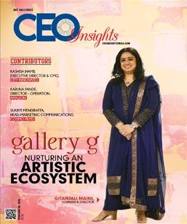 gallery g: Nurturing An Artistic Ecosystem